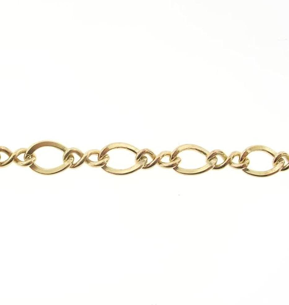 4 Ft. 14k Gold Filled Figure 8 Chain By JensFindings