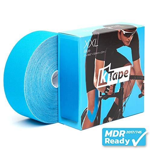 K-Tape® Blau XXL (Bulk Rolle, 5cm x 22m)