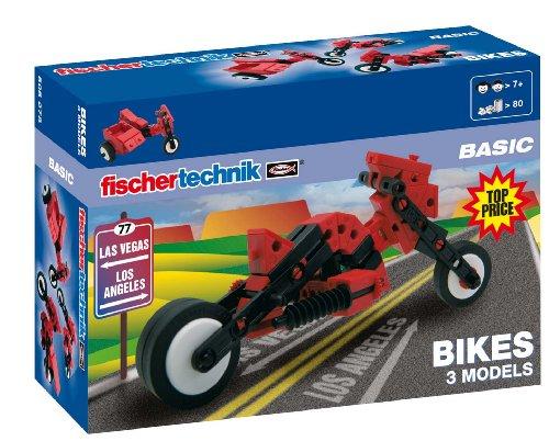 fischertechnik BASIC Bikes, Konstruktionsbaukasten - 505278