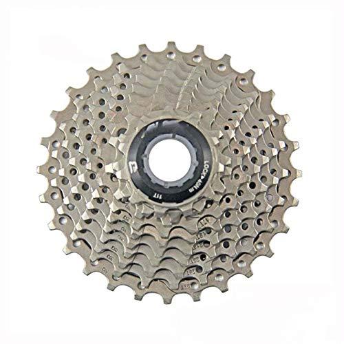 Ruedas Libres MTB 10 Cassette De Velocidad 11-28T Bicicleta De Acero Freewheel Piñón De La Bicicleta De Montaña para Shimano SRAM Bicycle Parts (Color : 10S 11 to 28T)