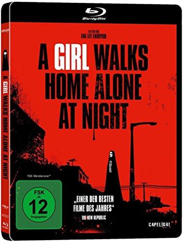 A Girl Walks Home Alone at Night (Blu-Ray)