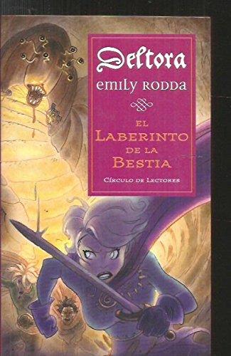 DELTORA - EL LABERINTO DE LA BESTIA. (Con ilustraciones de la autora)
