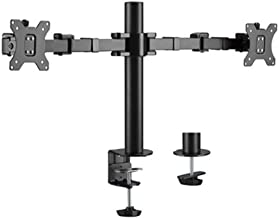Brateck Dual Monitors Affordable Steel Articulating Monitor Arm