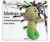 Kamibashi Medusa Original String Doll Gang Keychain