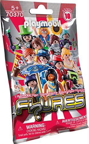PLAYMOBIL  70370 Figures Girls (Serie 18), ab 5 Jahren