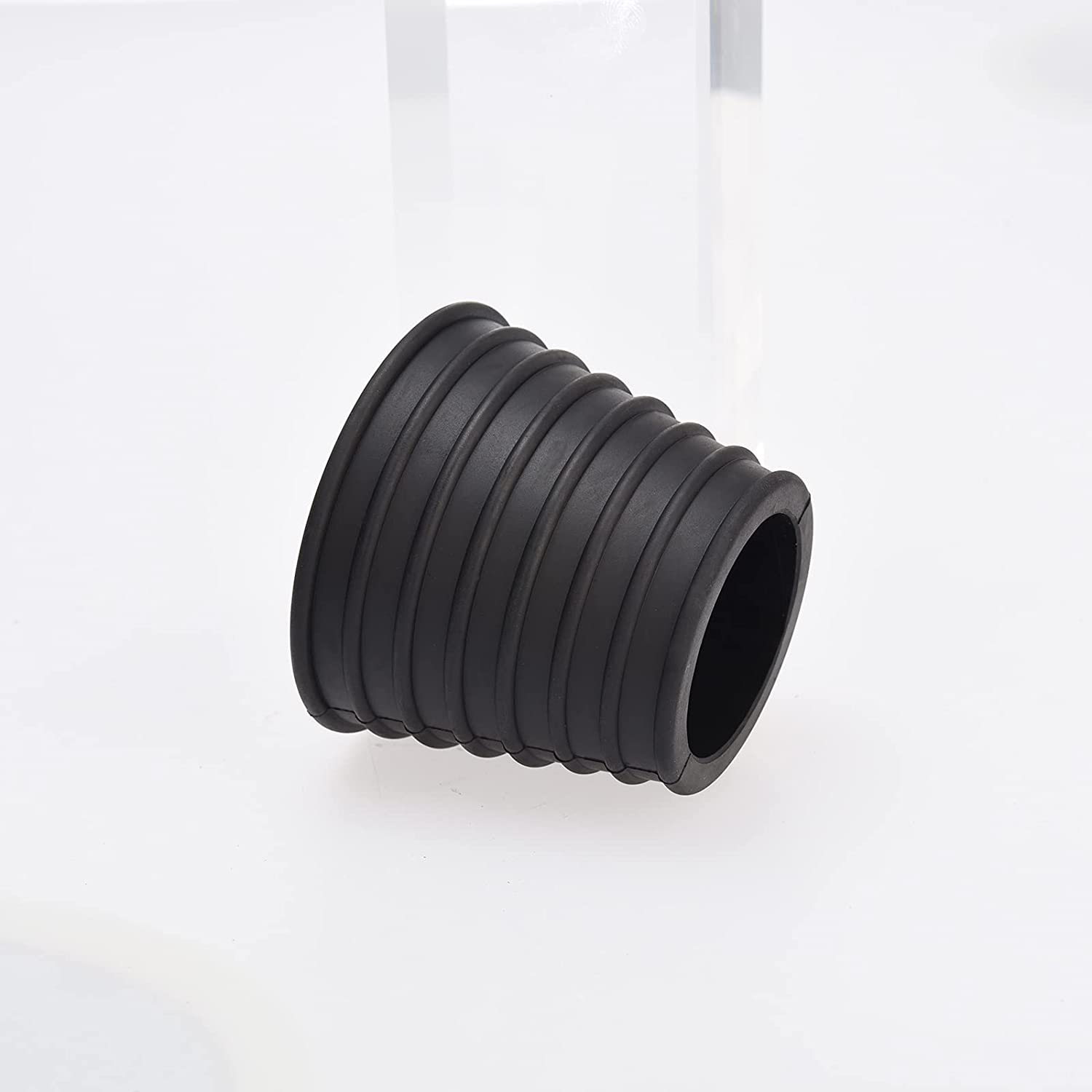 DEDEMCO Black Patio Cheap SALE Start Table Bombing free shipping Umbrella Wedge Plug Ring Tapered Fits