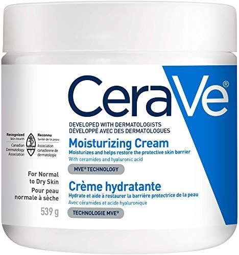 [Amazon.ca] $20.79: CeraVe Moisturizing Cream Face and Body, 539 Gram
