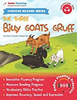 Curious Reader Series: The Three Billy Goats Gruff: Includes Online Oral Reading Fluency Practice