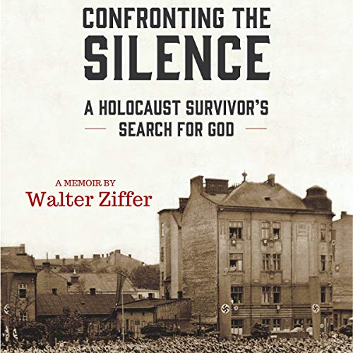 Confronting the Silence audiobook cover art