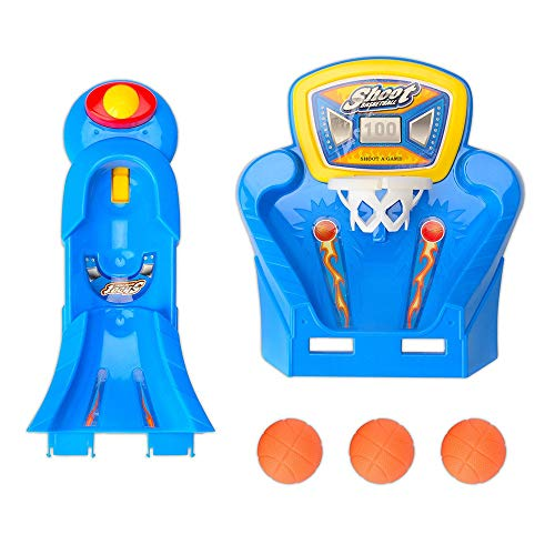 Best Deals! Zxcvlina-YX Shot Finger Basketball Shooting Game Flick Desktop Basketball Game Desktop M...