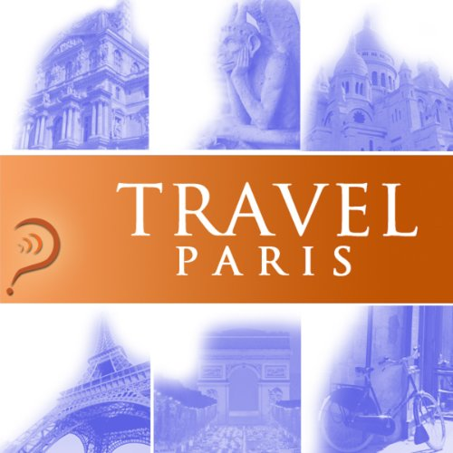 Travel audiobook cover art