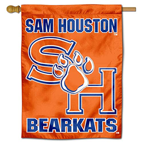 College Flags & Banners Co. Sam Houston State University Banner House Flag