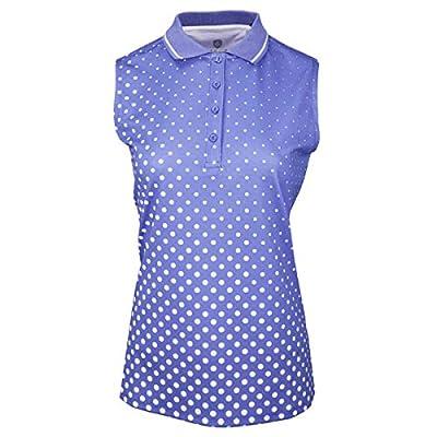 Island Green Damen-Poloshirt ärmellos