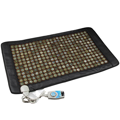 Fantastic Deal! Infrared Heat Therapy Healing Jade Mat/Pad (38''X24'') JADE100
