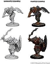 Wizkids Miniatures D&D Nolzurs Marvelous Unpainted Minis Dragonborn Male Fighter