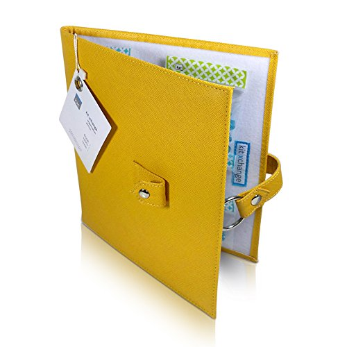 키트 XCHANGE 스토리지 시스템에 의해 책 골드 구슬 보석 공예 스크랩북 후크 루프(금잔화)
