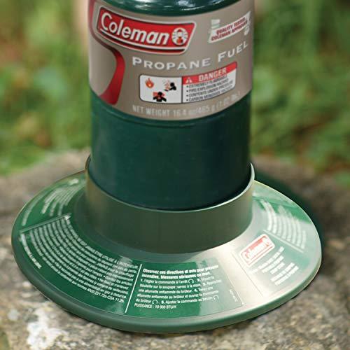 Coleman Gas Stove   Portable Bottletop Propane Camp Stove with Adjustable Burner