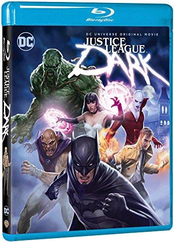 La Ligue des justiciers - Dark - Blu-ray - DC COMICS