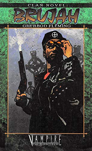 Clan Novel Brujah: Book 11 of The Clan Novel Saga (English Edition)