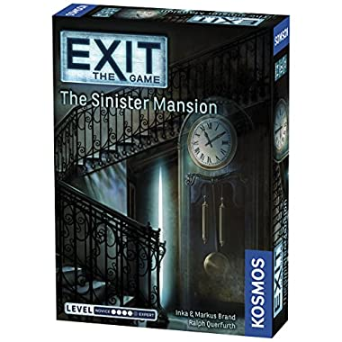 Thames & Kosmos Exit: The Sinister Mansion Multiplayer Game