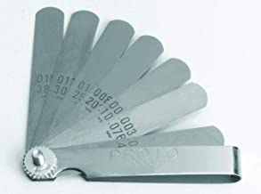 Stanley Proto J000A 9 Blade Standard Feeler ga Set