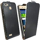 ENERGMiX Handytasche Flip Style kompatibel mit Huawei P8