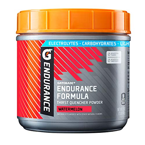 Gatorade Endurance Formula Powder, Watermelon, 32 Ounce