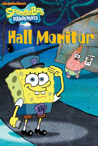 Hall Monitor (SpongeBob SquarePants) (Chapter Book) (English Edition)