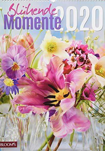 Blühende Momente 2020: BLOOM's Wandkalender