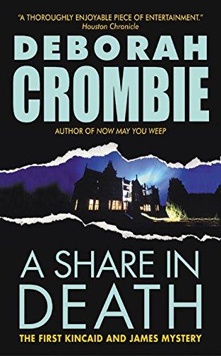 A Share in Death (Duncan Kincaid/Gemma James Novels, 1)