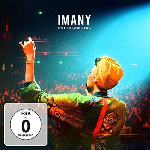"Imany ""Live at The Casino de Paris"" (Ltd. CD + DVD + EP Mediabook)"