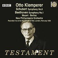 Symphony No.8/Symphony No.1/ Masonic Funeral Music