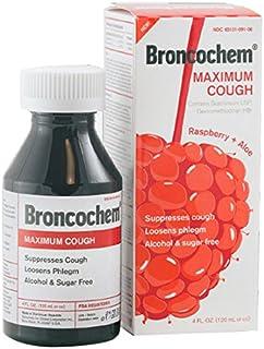 Broncochem Maximum Cough Suppressant, 4 oz