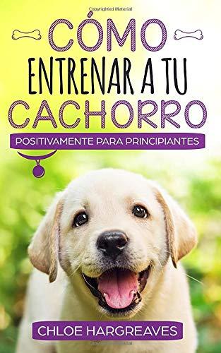 Cómo entrenar positivamente a tu cachorro para principiantes: La guía práctica para criar un feliz y asombroso perro sin causarle estrés ni daño a través de modernas técnicas de entrenamiento