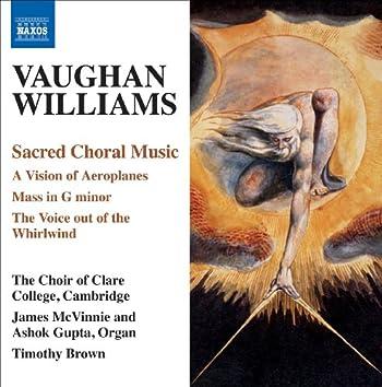 Vaughan Williams, R.: Sacred Choral Music