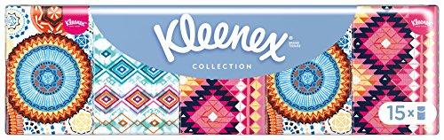 Kleenex Taschentücher Collection (15 x 7 Taschentücher)
