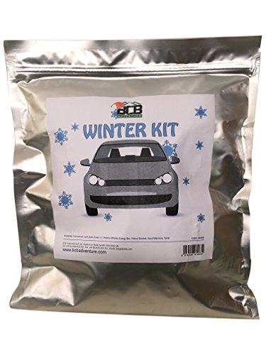 BCB Adventure Unisexe Automobilistes Winter kit, Argent