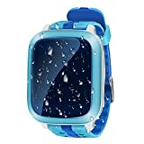 Smart Watch GPS Tracker Children Waterproof 1.44 Inch Real-Time GPS Tracking Locator Children