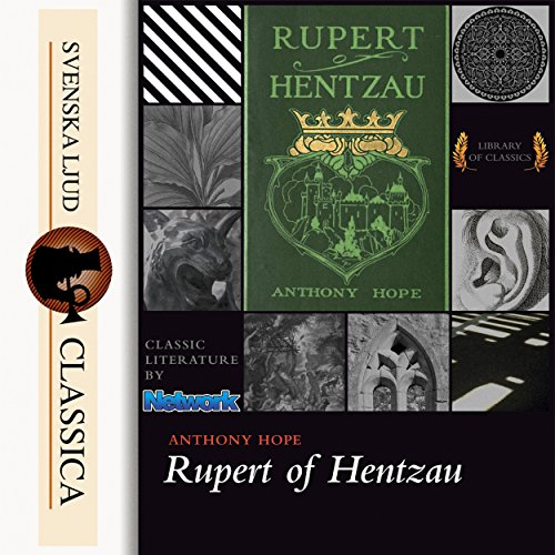 Rupert of Hentzau cover art