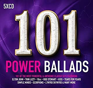 101 Power Ballads / Various