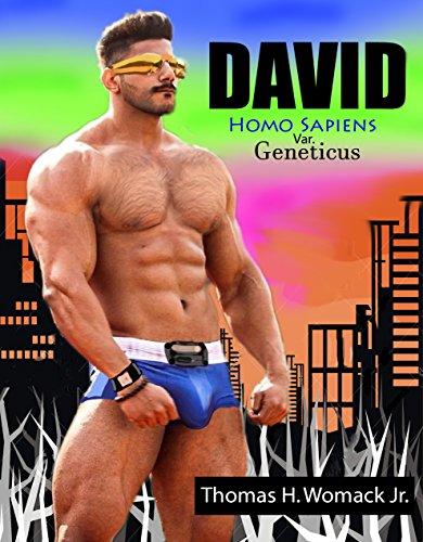 David: Homo sapiens var. Geneticus (The Earth Series Book 1) (English Edition)