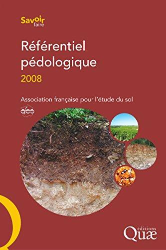 Référentiel pédologique 2008 (Savoir faire)