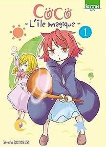 Coco L'Île magique Edition simple Tome 1