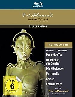 Die Fritz Lang Box Blu-ray
