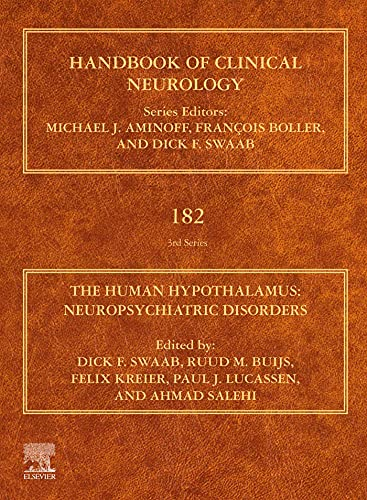 The Human Hypothalamus: Neuropsychiatric Disorders (ISSN)