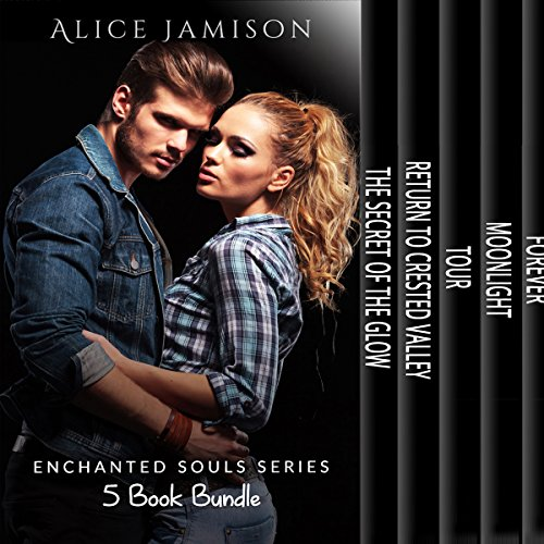 Enchanted Souls Series: 5 Book Bundle audiobook cover art