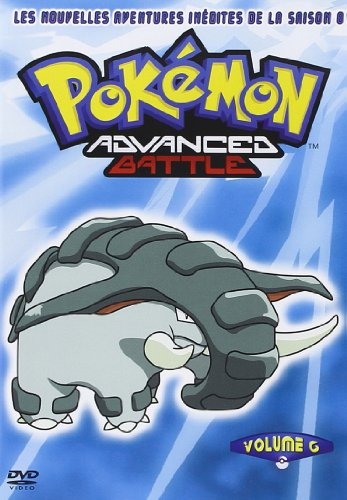 Pokémon, saison 8, vol 6