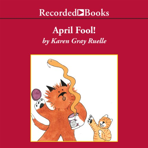 April Fool! cover art