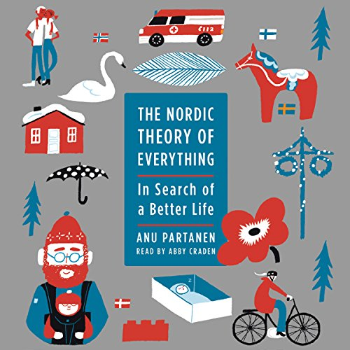 Page de couverture de The Nordic Theory of Everything