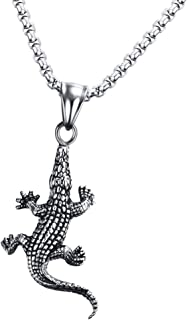 Lacoste Iconic Krokodil Kettenanhänger Ketten Bettelarmband-Anhänger Deko Charm